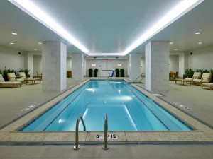 Embassy Suites Downtown Louisville Pool