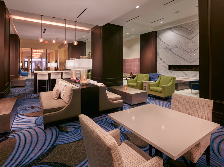 Embassy Suites Downtown Louisville - Lounge