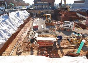 BMC Construction on-site