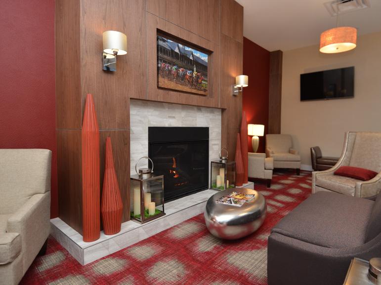 Hilton Garden Inn Clay Commons - Lounge