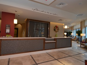 Hilton Garden Inn Clay Commons - Front Desk