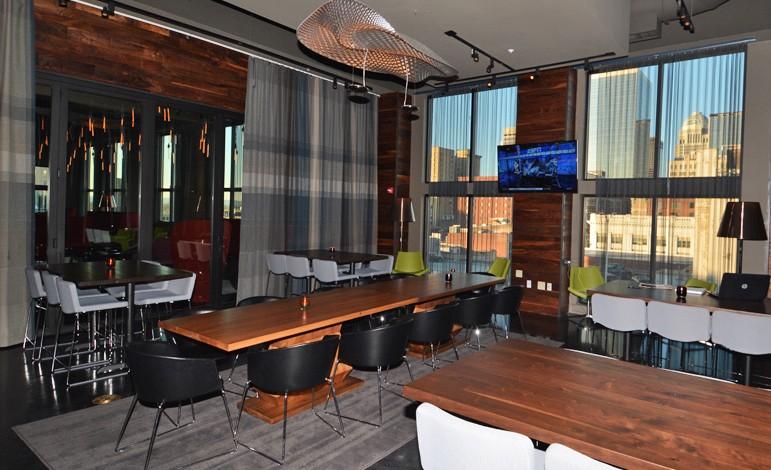 Hilton Garden Inn Clay Commons - Dining