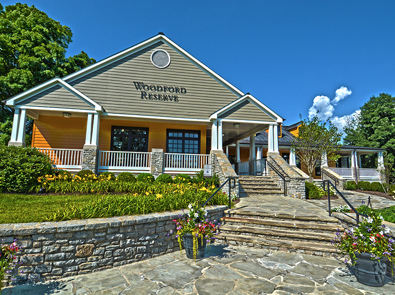 Woodford Reserve Visitor Center