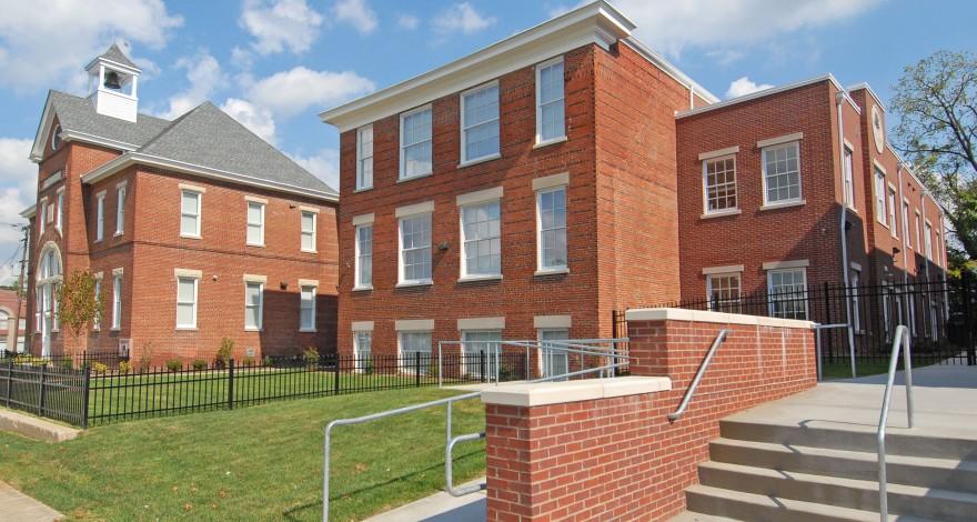 Parkland Scholar House