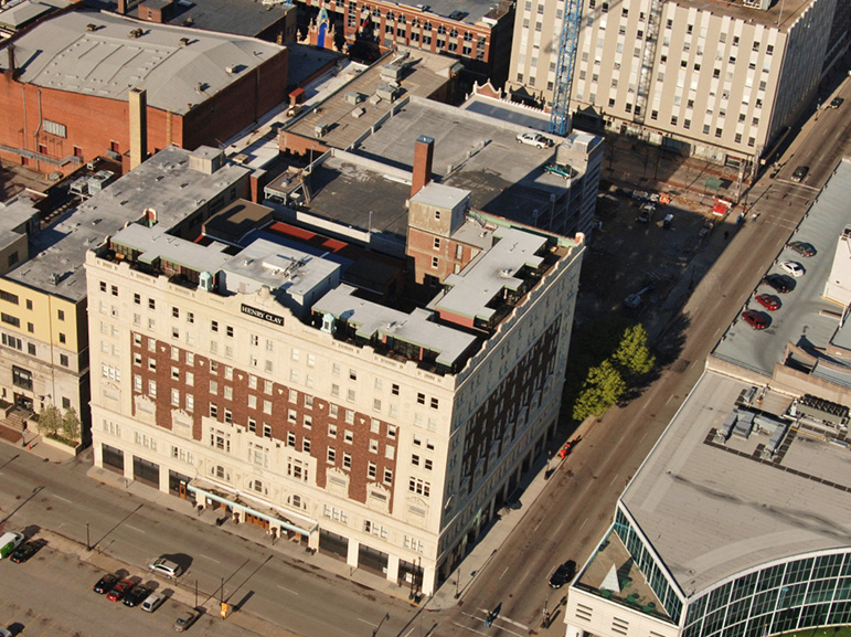 The Henry Clay Building