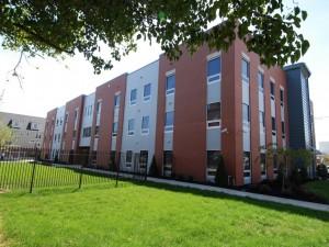 Spalding Dormitory