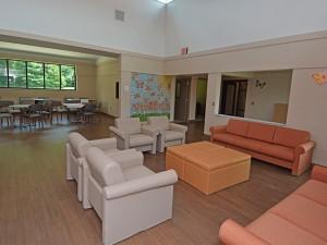Maryhurst Living Area