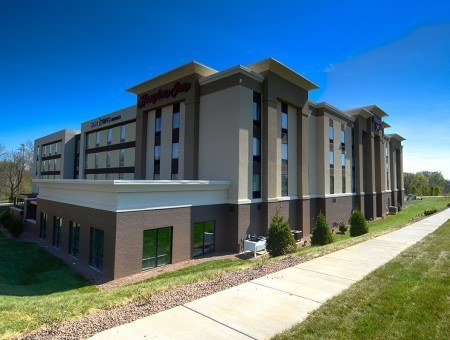 Hampton Inn & Home 2 Suites Louisville